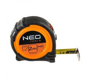 Čelični metar s magnetom 2mx16mm NEO 67-112