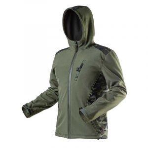 CAMO radna jakna s kapuljačom S-XXL NEO 81-553