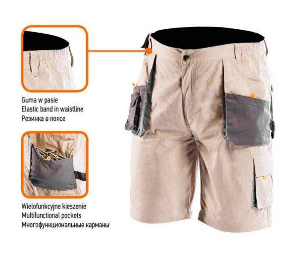 Kratke hlače summer NEO 81-330-