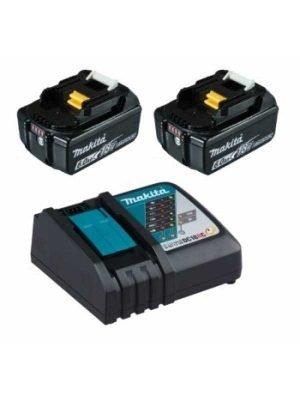 MAKITA Set LXT punjač i 1x baterija 191A24-8