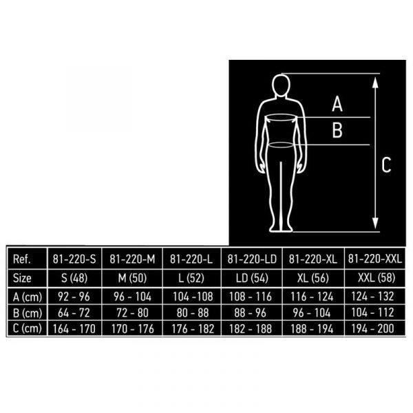 Radne hlače S-XXL NEO -81-220