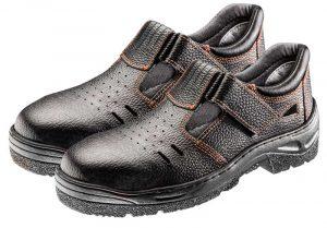 Radne kožne sandale NEO 82-071
