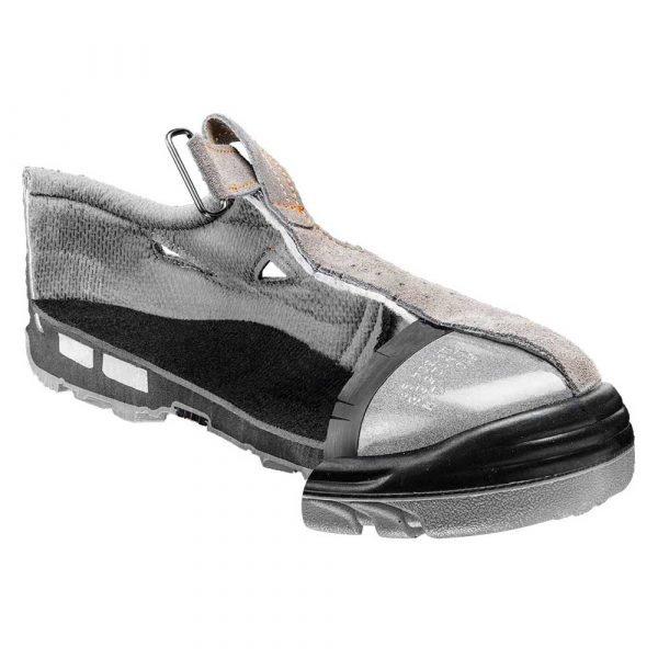Radne sandale brušena koža NEO 82-080_