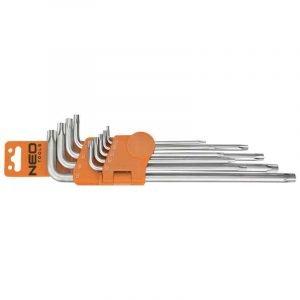 Set Torx ključeva NEO 09-520