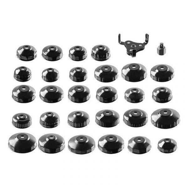 Set ključeva za filtere za ulje 30 kom 3/8 1/2 NEO 11-236
