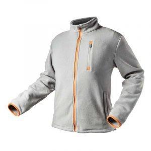 Siva topla jakna S-XXL NEO 81-501