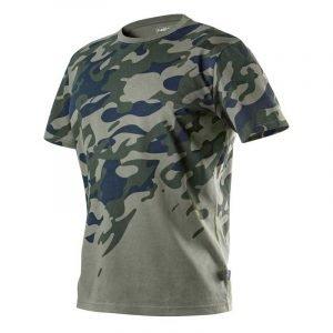 Camo majica kratkih rukava S-XXL NEO 81-613