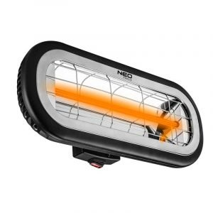 Električna halogena grijalica 2000 W NEO 90-032
