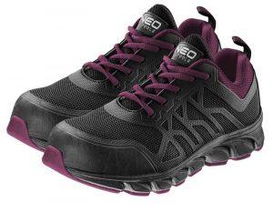 Ženske kožne cipele S1P SRC CE 36-41 NEO 82-530