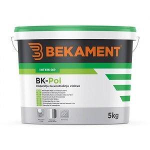 BEKAMENT Boja za unutrašnje zidove 1.5-8 kg