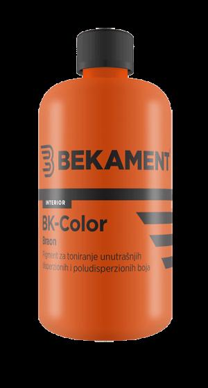 BEKAMENT Pigmentna pasta za toniranje disperzijskih boja za unutarnje zidove 100 ml BK-Color