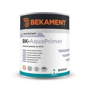 BEKAMENT Temeljna boja za drvo 650 ml BK-Aqua Primer