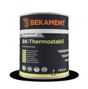 BEKAMENT Vatrostalna boja 750ml BK-Thermostabil