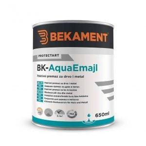 BEKAMENT Boja za drvo i metal BK-AquaEmajl