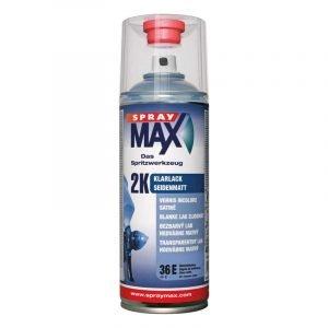 Bezbojni lak u spreju 2k 400 ml SPRAYMAX