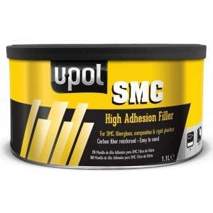 Kit SMC karbon bijeli 1.1 L UPOL