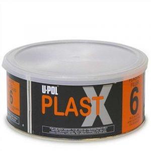 Kit za plastiku PLAST X crni 600 mL UPOL