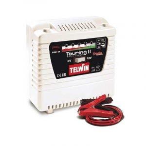 Punjač akumulatora 6-12 V TOURING 11 TELWIN
